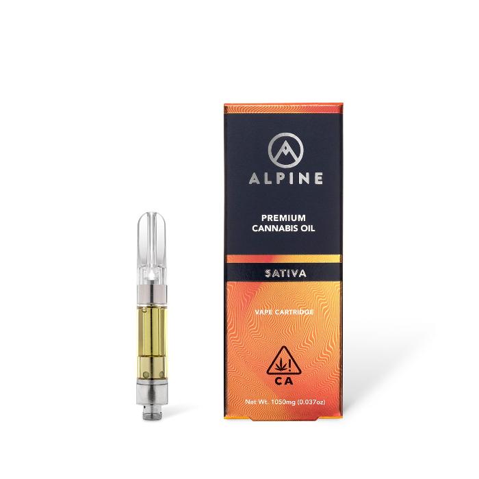 Alpine | Super Silver Haze 1g