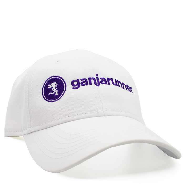 Ganjarunner | Ganjarunner Strapback Hat