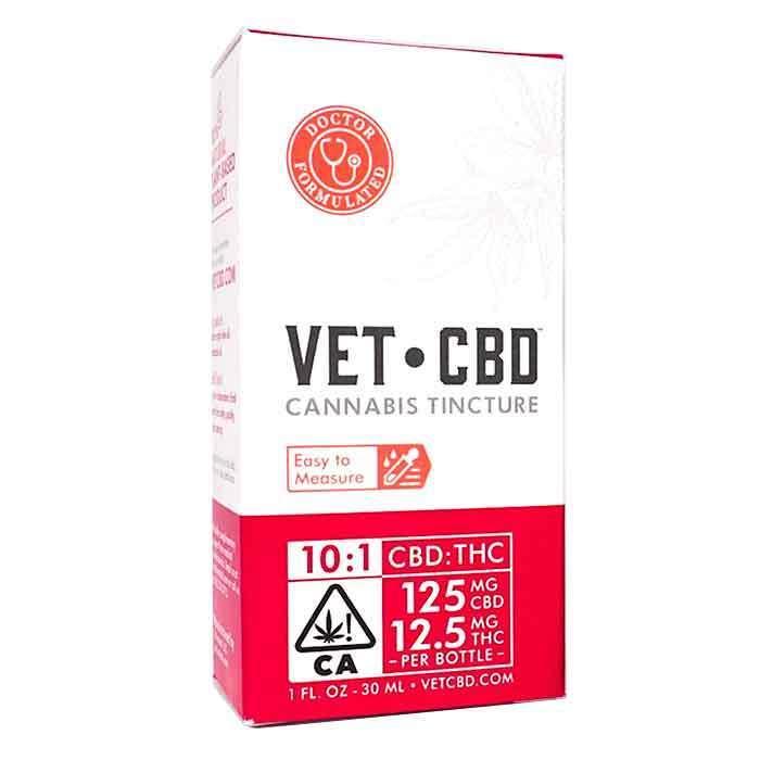 Vet CBD | Vet CBD | 10:1 CBD:THC - 1 Oz