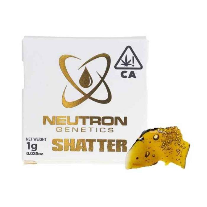 Neutron Genetics | Strawberry Lemonade | Shatter