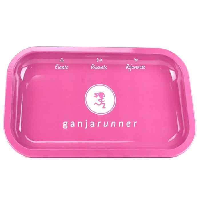 Ganjarunner | Ganjarunner Rolling Tray | Purple