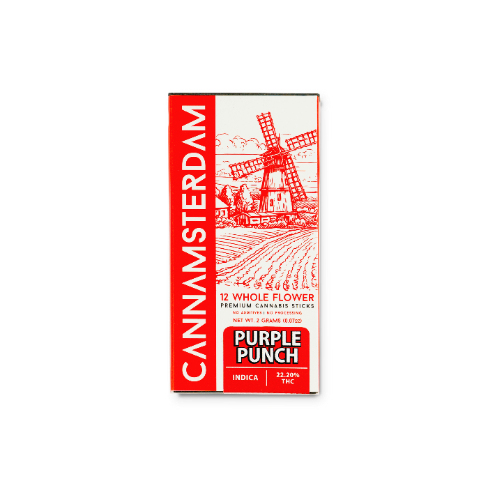 Cannamsterdam | Purple Punch | Cannamsterdam