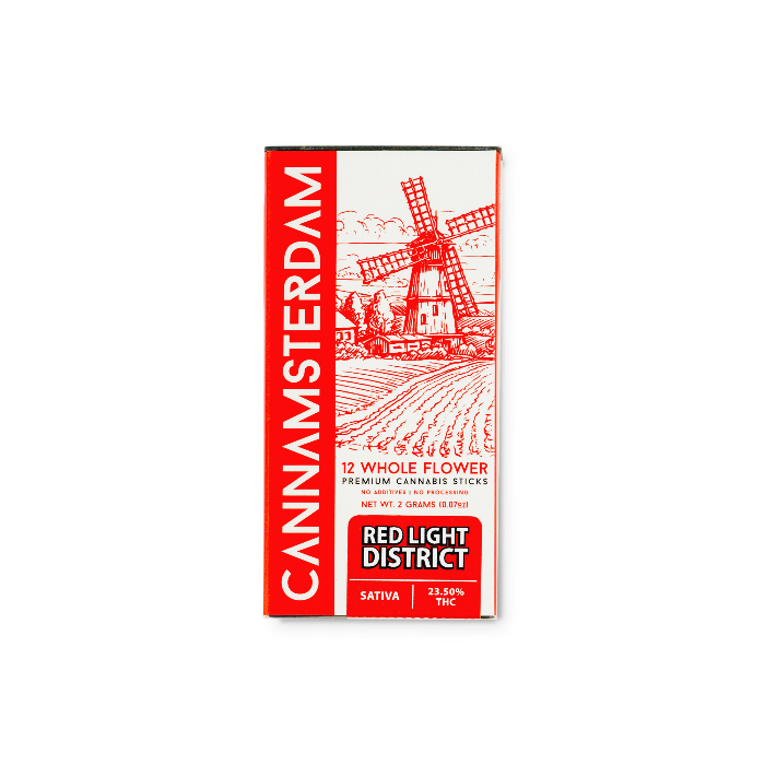 Cannamsterdam | Red Light District | Cannamsterdam