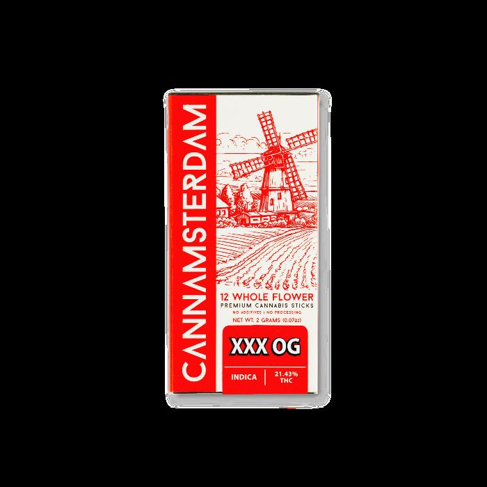 Cannamsterdam | XXX OG | Cannamsterdam