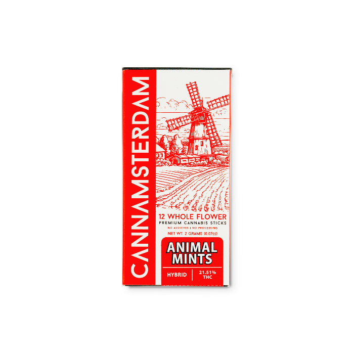 Cannamsterdam | Animal Mints | Cannamsterdam