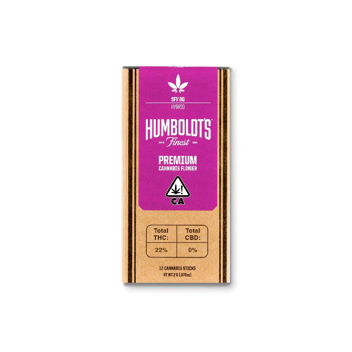 Humboldt's Finest | SFV OG | Humboldt's Finest
