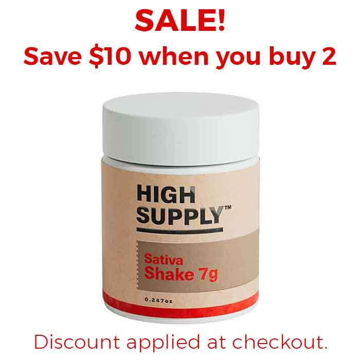 High Supply | Sativa | 7g Shake