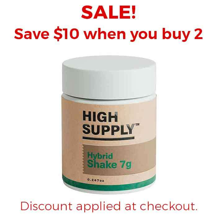 High Supply | Hybrid | 7g Shake