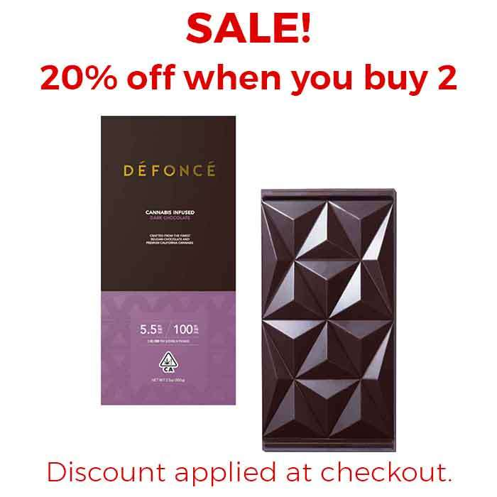 Defonce | Dark Chocolate