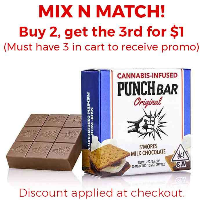 Punch Edibles & Extracts | S'mores Milk Chocolate