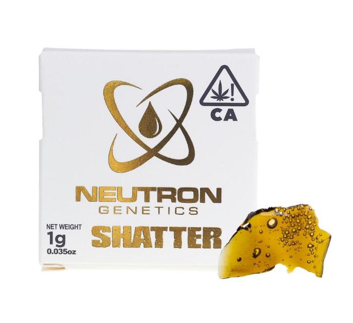 Neutron Genetics | Martian Pie | Shatter