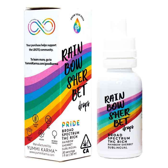 Yummi Karma  | Rainbow Sherbet Drops