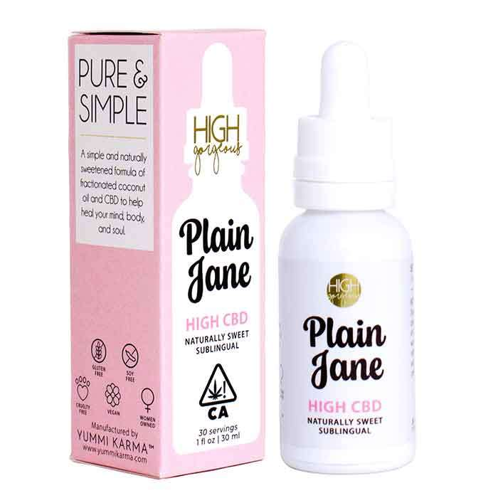 Yummi Karma  | High Gorgeous | Plain Jane