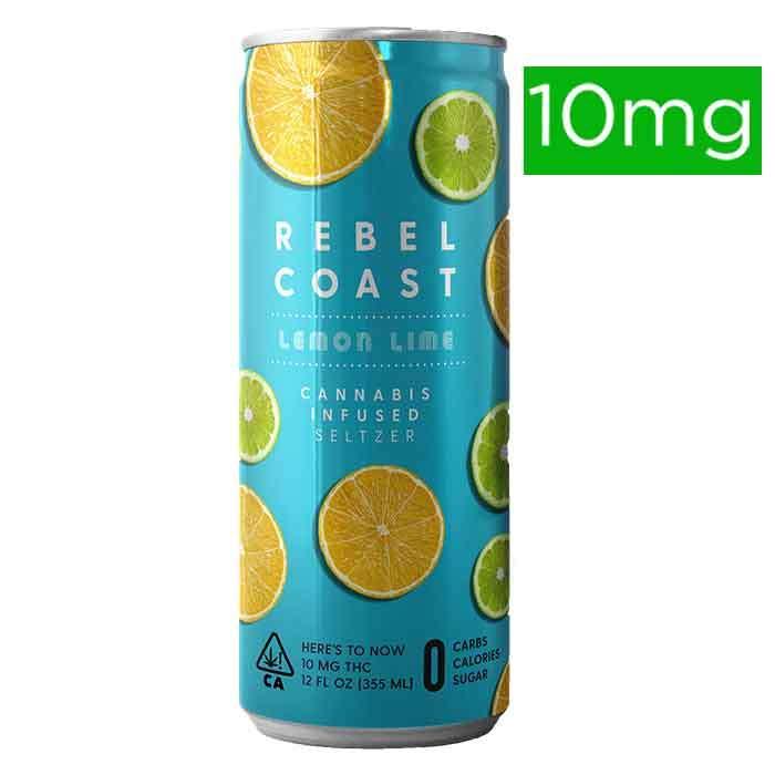 Rebel Coast  | Lemon Lime | Seltzer