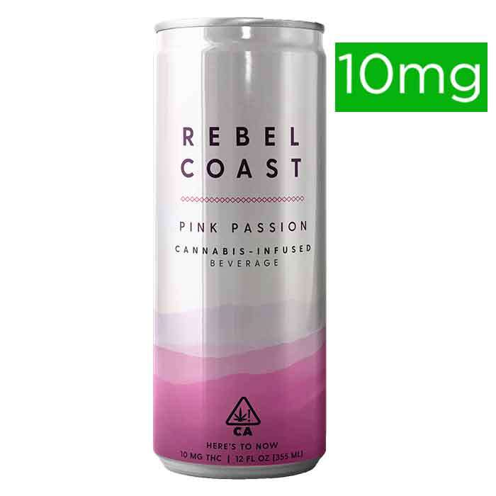 Rebel Coast  | Pink Passion | Classic Beverage