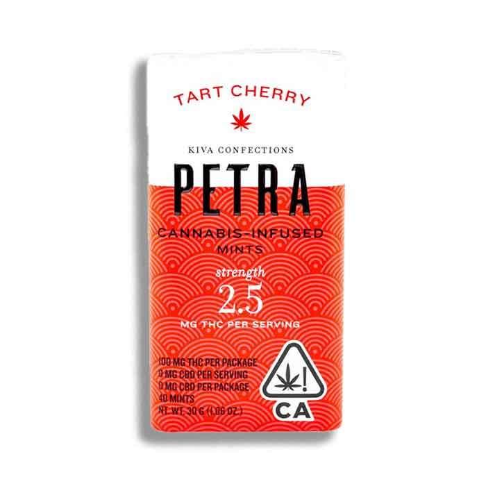 Kiva | Tart Cherry Mints