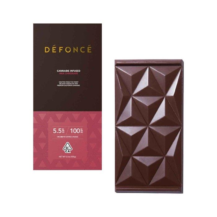 Defonce | Milk Chocolate