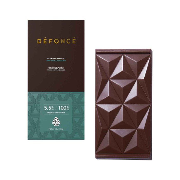 Defonce | Mint Milk Chocolate