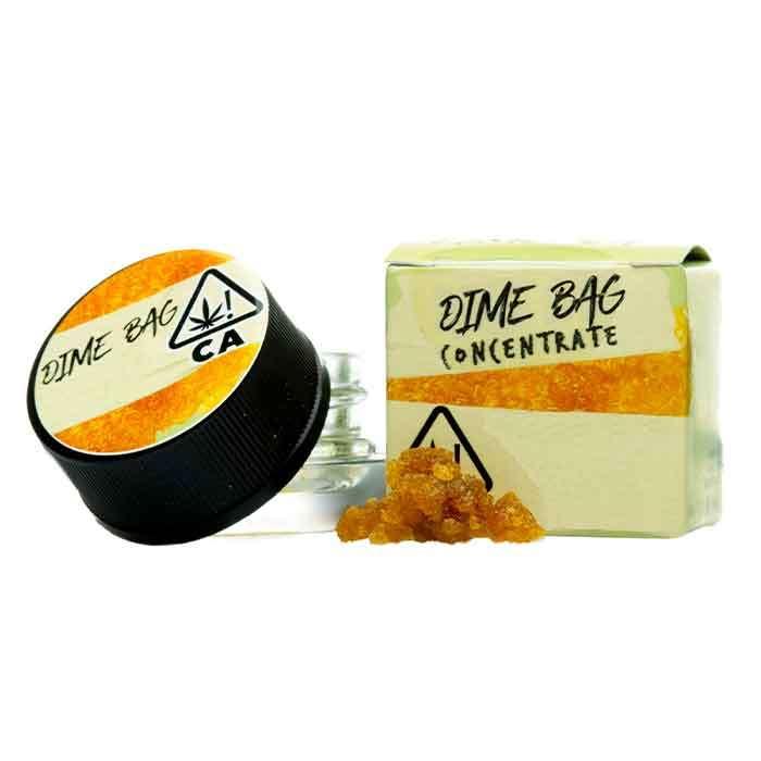 Dime Bag | Orange Cookies | Sugar