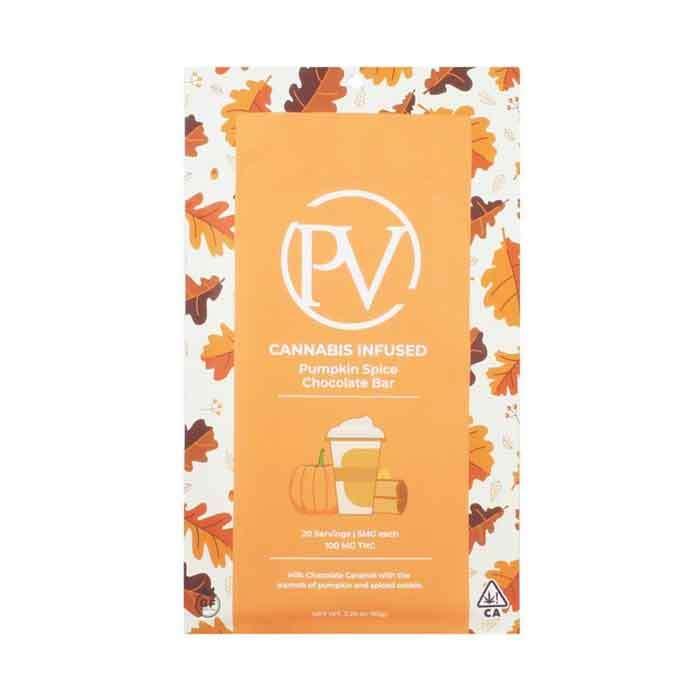 Platinum Vape | Pumpkin Spice Chocolate Bar