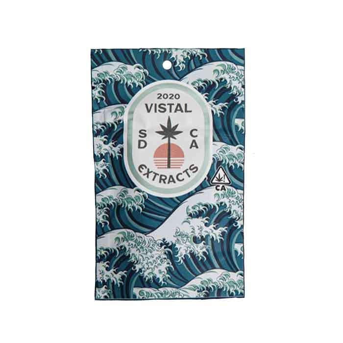 Vistal Extracts | Sour Diesel | Live Resin Diamonds