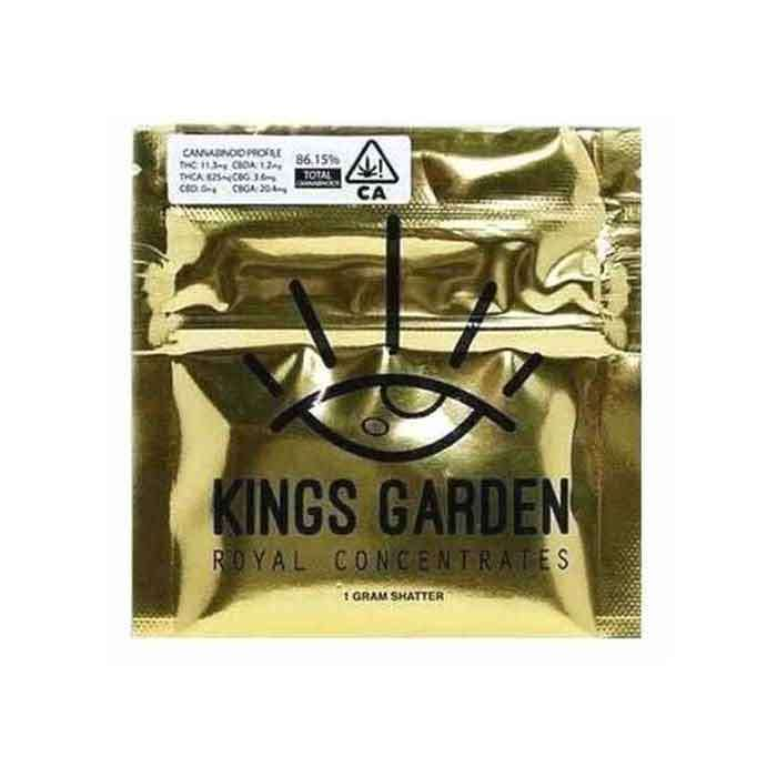 Kings Garden | Garlic Cream | Live Shatter