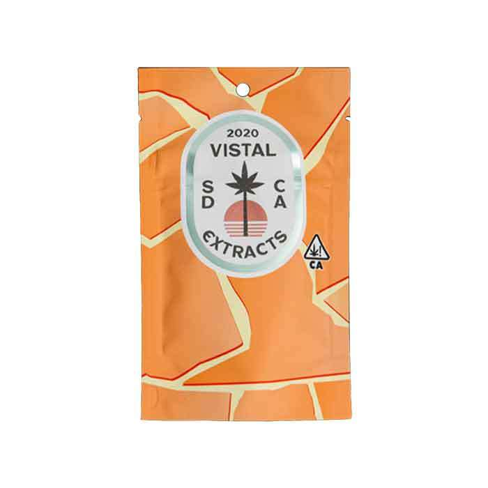 Vistal Extracts | Tangie | Shatter