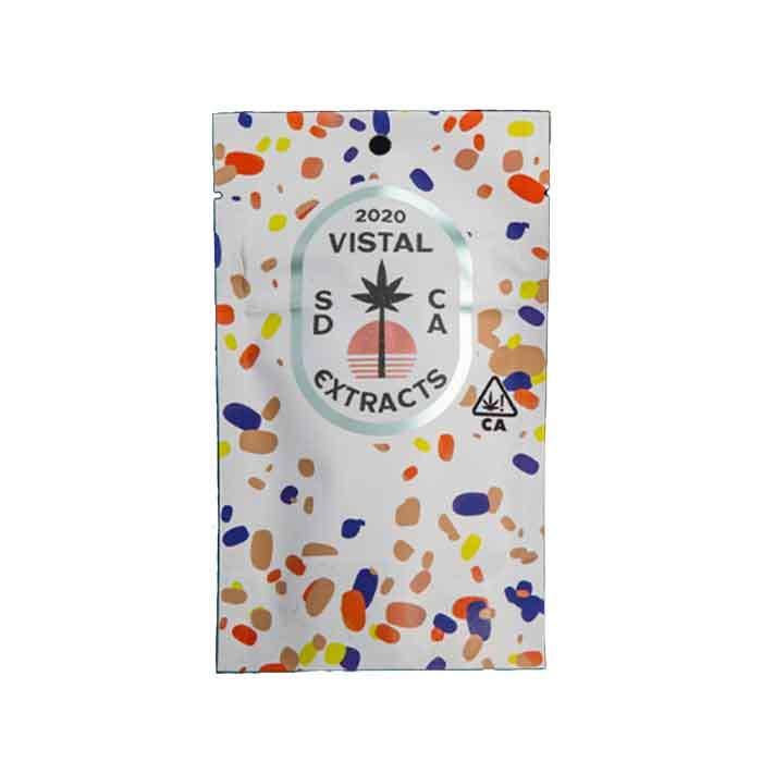 Vistal Extracts | Gelato Mintz | Badder Chips