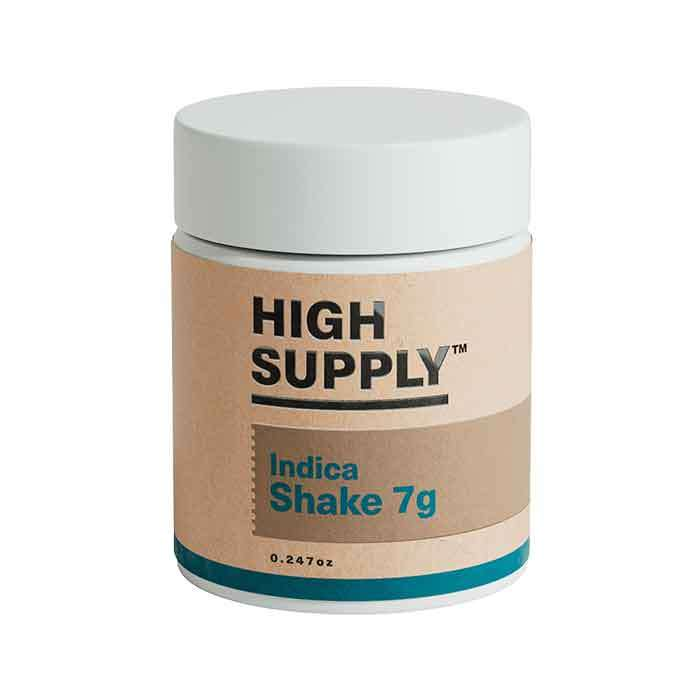High Supply   Indica   7g Shake