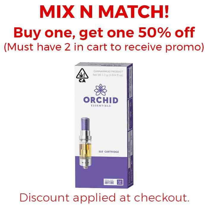 Orchid Essentials | Blue Dream
