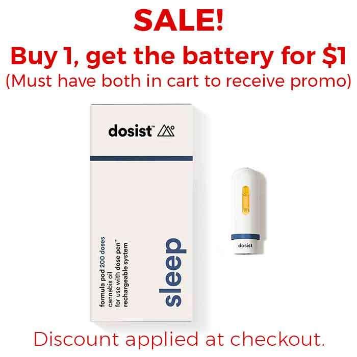 Dosist | Sleep Pod