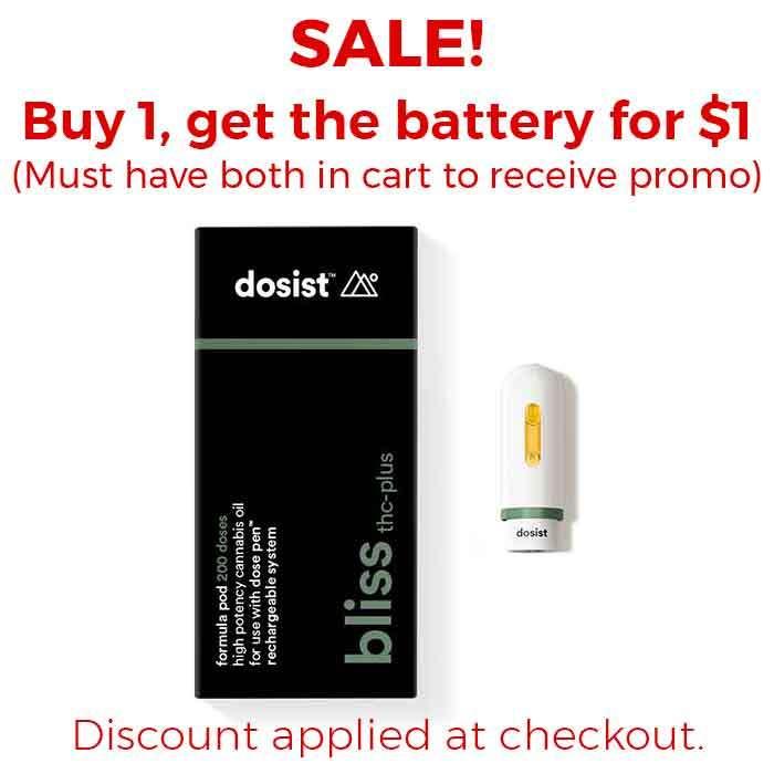 Dosist | Bliss Plus Pod