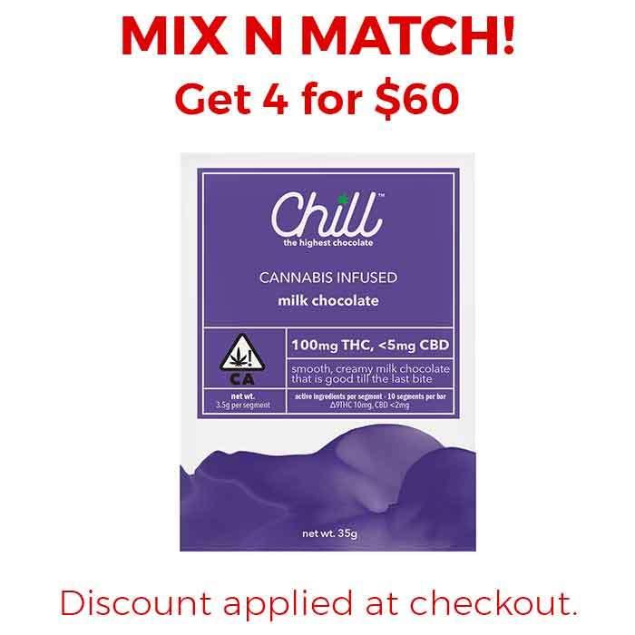 Chill | Milk Chocolate