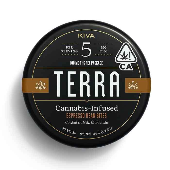 Terra Bites Espresso Beans from Kiva