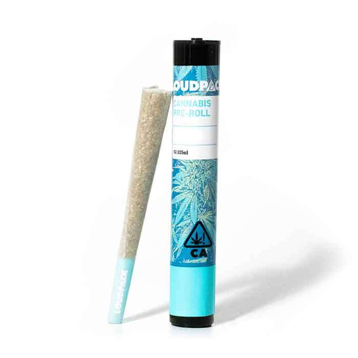 Blue Amnesia Haze | 1g PreRoll from LoudPack