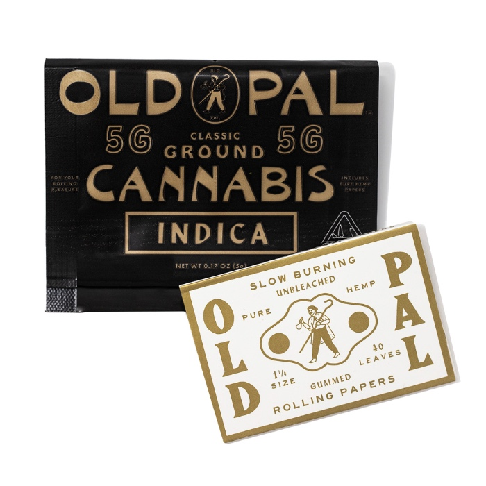 Old Pal | Ready To Roll 5g | Cherry Pie