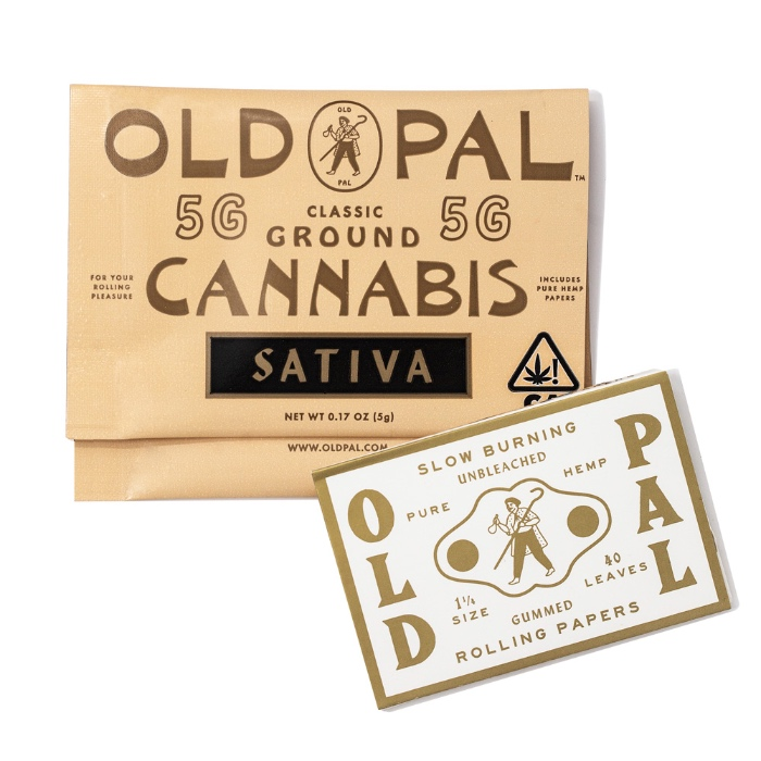 Old Pal | Ready To Roll 5g | Mango Dream