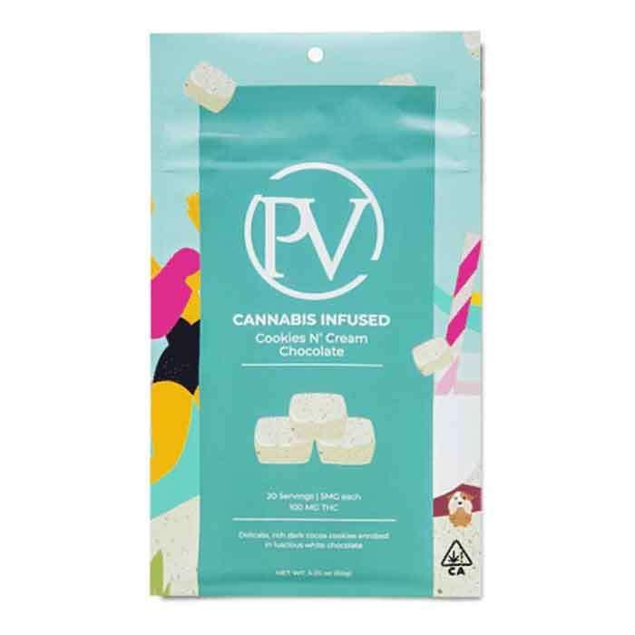 Cookies & Cream Chocolate Bar from Platinum Vape