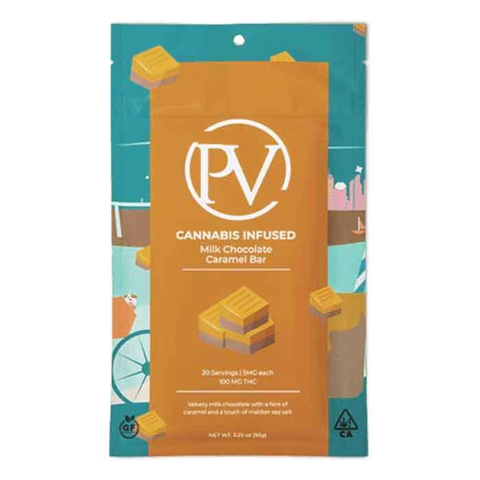 Milk Chocolate Caramel Bar from Platinum Vape
