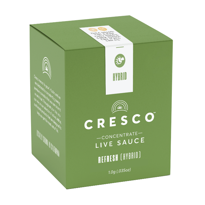 Orange Cream | Live Sauce from Cresco