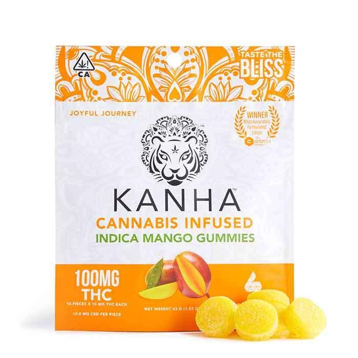 Mango Gummies from Kanha