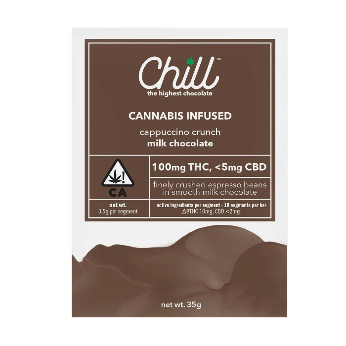 Cappuccino Crunch from Chill