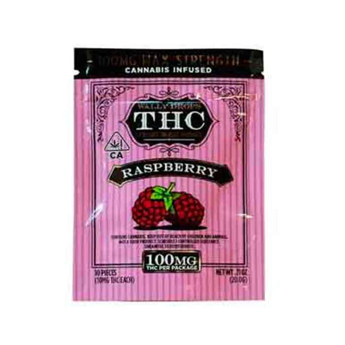 Raspberry from Wally Drops