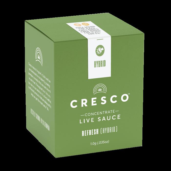 Apple Rocks x Cherry AK | Live Sauce from Cresco