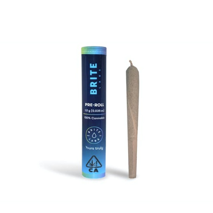 Tropical Punch Preroll from Brite Labs