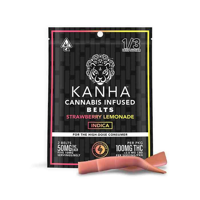 Strawberry Lemonade Belt from Kanha