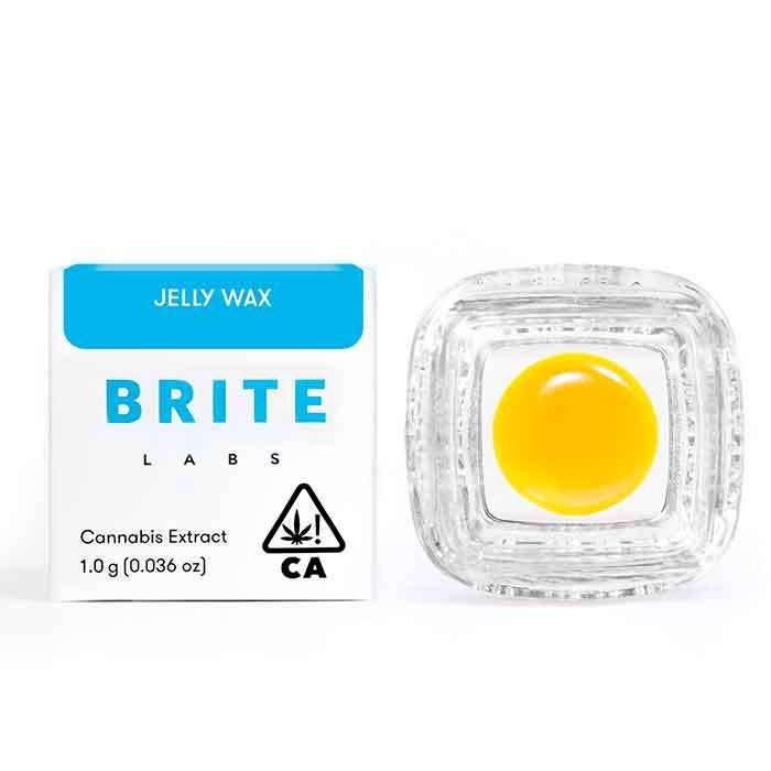 Sour Apple Jelly Wax from Brite Labs