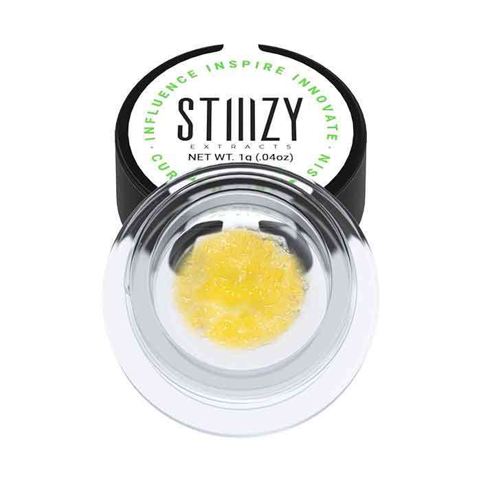 Blueberry Gelato   Curated Live Resin from Stiiizy