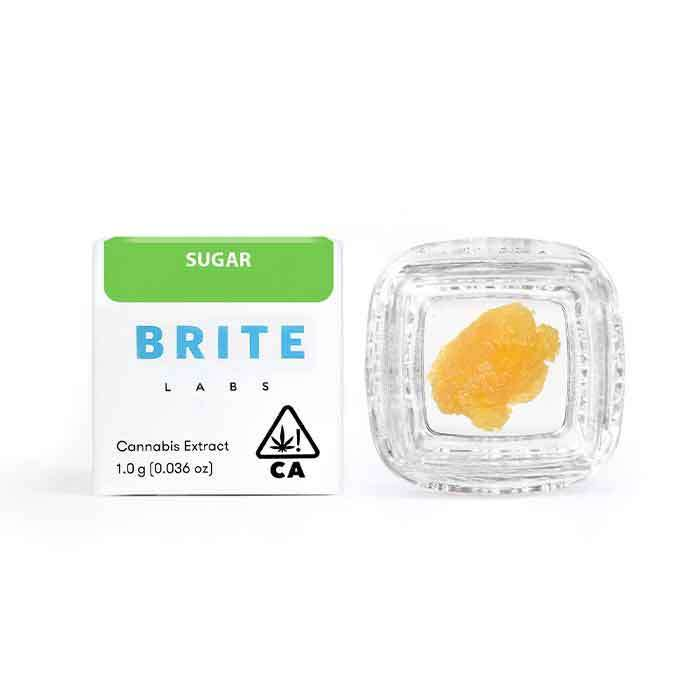 Lemon Cake | Sugar from Brite Labs