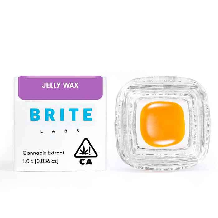 Peanut Butter Breath Jelly Wax from Brite Labs